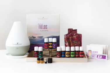 essential oil kit plant based medicine